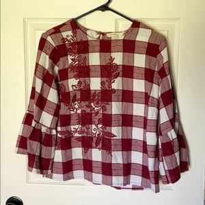 Rebellion Gingham Shirt